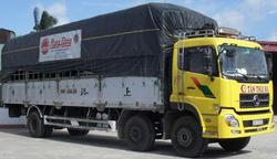 Ảnh số 4: xe tải Dongfeng 3 chân Model B210 - C230 (1 cầu 2 dí) - Giá: 830.000.000