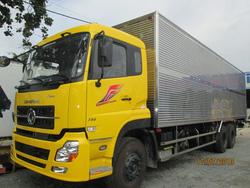 Ảnh số 5: xe tải Dongfeng 3 chân Model C260 (2 cầu 1 dí) - Giá: 995.000.000