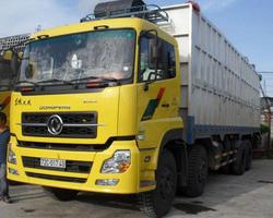 Ảnh số 8: xe tải Dongfeng 4 chân Model L315 - Giá: 1.115.000.000