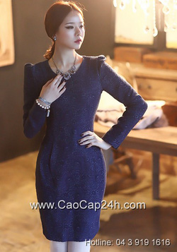 Ảnh số 34: Váy liền thân Hàn Quốc D2142 - Giá: 2.170.000