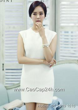 Ảnh số 26: Váy liền thân Hàn Quốc D-2310 - Giá: 1.510.000