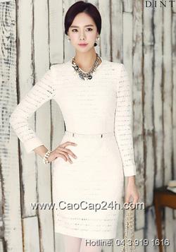 Ảnh số 25: Váy liền thân Hàn Quốc D2161 - Giá: 2.340.000