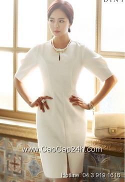 Ảnh số 23: Váy liền thân Hàn Quốc D2159 - Giá: 1.690.000
