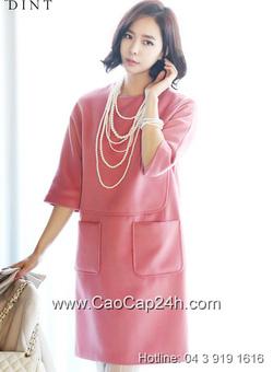 Ảnh số 22: Váy liền thân Hàn Quốc D-2339 - Giá: 2.340.000