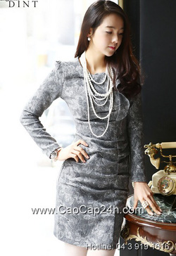Ảnh số 14: Váy liền thân Hàn Quốc D2168 - Giá: 2.170.000