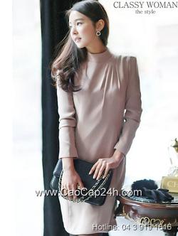 Ảnh số 9: Váy liền thân Hàn Quốc D2166 - Giá: 2.430.000