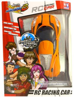 Ảnh số 8: Thần xe siêu tốc Flash & Dash S - Thần Ánh Dương YW298060 - Giá: 499.000