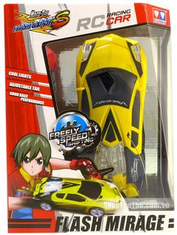 Ảnh số 10: Thần xe siêu tốc Flash & Dash S - Thần Tia Chớp YW298030G - Giá: 449.000