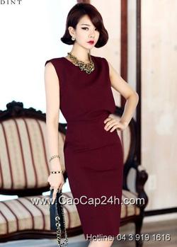 Ảnh số 42: Váy liền thân Hàn Quốc D2174 - Giá: 2.300.000