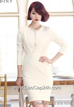 Ảnh số 39: Váy liền thân Hàn Quốc D2175 - Giá: 2.080.000