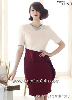 Ảnh số 38: Váy liền thân Hàn Quốc D2178 - Giá: 2.610.000