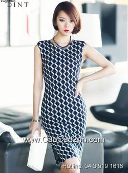 Ảnh số 37: Váy liền thân Hàn Quốc D2181 - Giá: 2.130.000