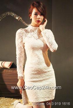 Ảnh số 33: Váy liền thân Hàn Quốc D2149 - Giá: 2.340.000