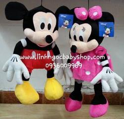 Ảnh số 21: Mickey và Minnie - Giá: 45.000