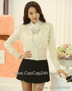 Ảnh số 28: Áo cardigan Hàn Quốc 24091 - Giá: 1.660.000