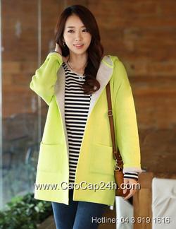 Ảnh số 25: Áo cardigan Hàn Quốc 24116 - Giá: 1.990.000