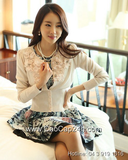 Ảnh số 24: Áo cardigan Hàn Quốc 24166 - Giá: 1.610.000