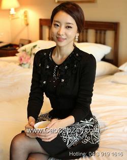Ảnh số 23: Áo cardigan Hàn Quốc 24166 - Giá: 1.610.000
