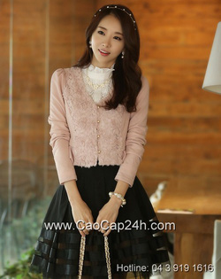 Ảnh số 21: Áo cardigan Hàn Quốc 24253 - Giá: 1.570.000