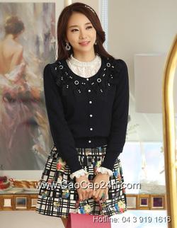 Ảnh số 18: Áo cardigan Hàn Quốc 24249 - Giá: 1.570.000