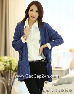 Ảnh số 16: Áo cardigan Hàn Quốc 24316 - Giá: 1.800.000