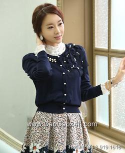 Ảnh số 12: Áo cardigan Hàn Quốc 24297 - Giá: 1.570.000