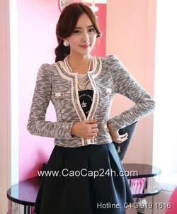 Ảnh số 7: Áo cardigan Hàn Quốc 24361 - Giá: 2.070.000