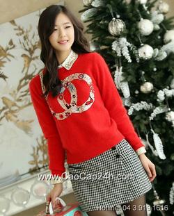 Ảnh số 43: Áo len nữ Hàn Quốc SB13KN15 - Giá: 1.660.000