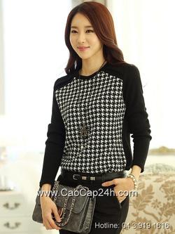 Ảnh số 40: Áo len nữ Hàn Quốc SB13TS16 - Giá: 1.250.000