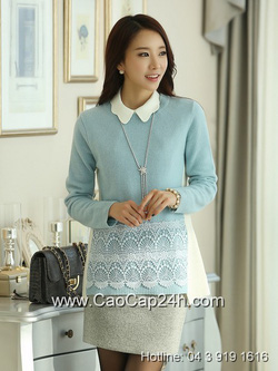 Ảnh số 38: Áo len nữ Hàn Quốc SB13KN19 - Giá: 1.570.000