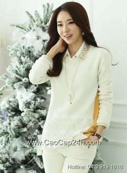 Ảnh số 37: Áo len nữ Hàn Quốc SB13KN19 - Giá: 1.570.000