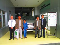 ?nh s? 11: Toyota Hiroshima Vĩnh Phúc - Giá: 950.000.000