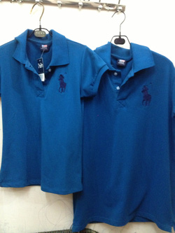 Ảnh số 71: áo phông đôi polo hàng vnxk - Giá: 240.000