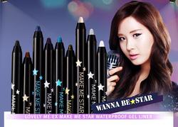 ?nh s? 77: CHÌ KẺ MẮT LOVELY ME:EX MAKE ME STAR WATERPROOF GEL LINER THE FACE SHOP(HÀNG CHÍNH HÃNG KOREA) - Giá: 110.000