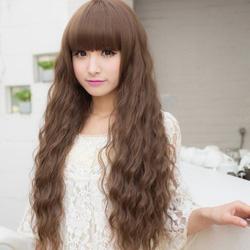 Ảnh số 19: tóc xoăn sóng nước - Giá: 600.000