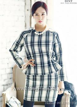 Ảnh số 6: Váy liền thân Hàn Quốc D2158 - Giá: 1.560.000