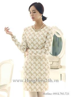Ảnh số 7: Váy liền thân Hàn Quốc D2156 - Giá: 1.950.000