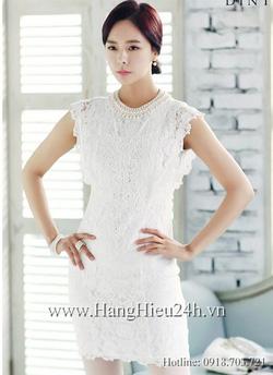 Ảnh số 8: Váy liền thân Hàn Quốc D2154 - Giá: 2.340.000