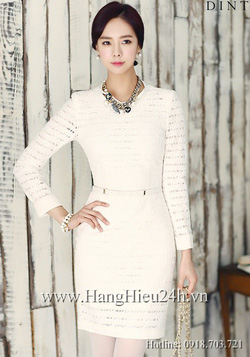 Ảnh số 11: Váy liền thân Hàn Quốc D2161 - Giá: 2.340.000