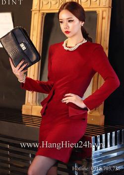 Ảnh số 12: Váy liền thân Hàn Quốc D2145 - Giá: 2.040.000