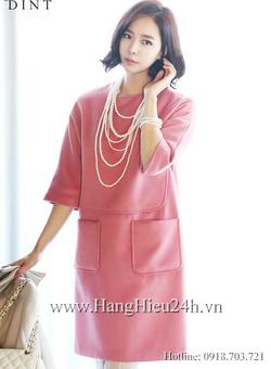 Ảnh số 14: Váy liền thân Hàn Quốc D-2339 - Giá: 2.340.000