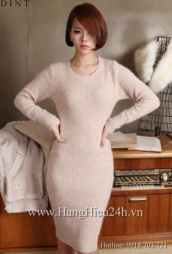 Ảnh số 19: Váy liền thân Hàn Quốc D-2334 - Giá: 1.710.000