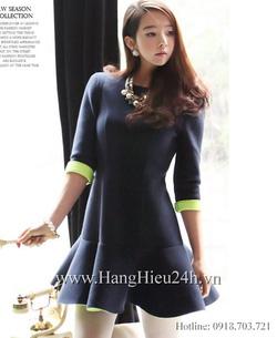 Ảnh số 24: Váy liền thân Hàn Quốc D2167 - Giá: 2.170.000