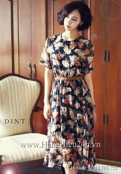 Ảnh số 33: Váy liền thân Hàn Quốc D-2354 - Giá: 1.730.000