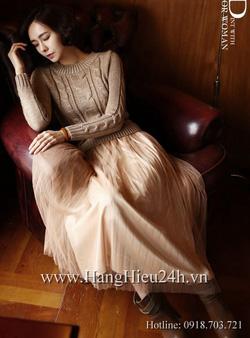 Ảnh số 34: Váy liền thân Hàn Quốc D-2363 - Giá: 1.390.000