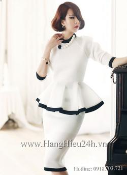 Ảnh số 36: Váy liền thân Hàn Quốc D2353 - Giá: 4.200.000