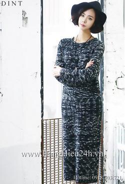 Ảnh số 37: Váy liền thân Hàn Quốc D-2352 - Giá: 2.040.000