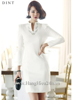 Ảnh số 40: Váy liền thân Hàn Quốc D2180 - Giá: 2.340.000