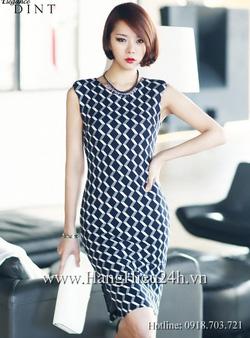 Ảnh số 43: Váy liền thân Hàn Quốc D2181 - Giá: 2.130.000