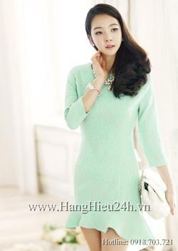 Ảnh số 48: Váy liền thân Hàn Quốc D2199 - Giá: 2.390.000